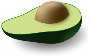 Free Pictures Of Fruits - Avocado Drawing Euclidean Vector Clip Art PNG