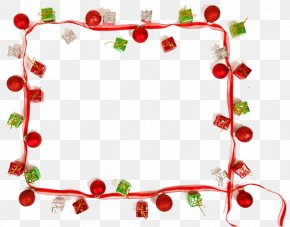 Christmas Border Picture - Christmas Picture Frame Stock Photography Clip Art PNG