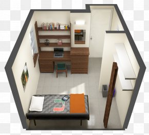 House - Dormitory House Student Interior Design Services Room PNG