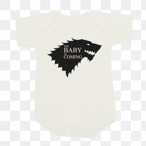 Baby Is Coming - House Stark Winter Is Coming Jaime Lannister Decal Daenerys Targaryen PNG