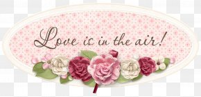 Love Is In The Air Label Clipart Picture - Love Is In The Air Clip Art PNG