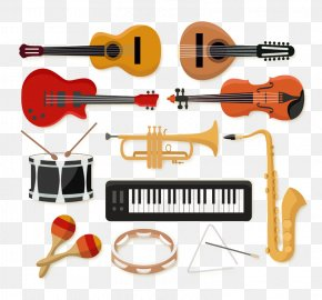 Musical Instruments - All Musical Instruments Play Drums PNG