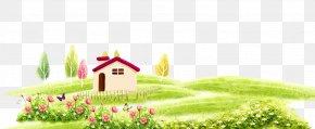 Garden House - Casa & Jardim Garden PNG