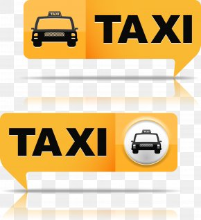 Vector Taxi - Taxi Logo Stock Photography Stock Illustration PNG