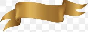 Gold Ribbon Label Vector Gradient - Euclidean Vector Gold Gradient PNG