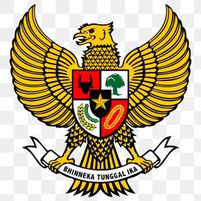 Symbol - National Emblem Of Indonesia Garuda Clip Art Pancasila PNG