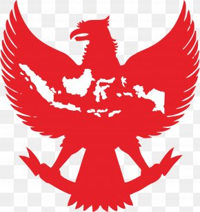 National Emblem Of Indonesia Garuda PNG