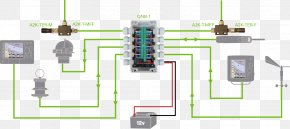 Rv Air Conditioning - NMEA 2000 NMEA 0183 Wiring Diagram Schematic PNG