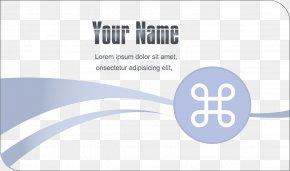 Creative Business Card Template - Business Card Creativity Designer Logo PNG