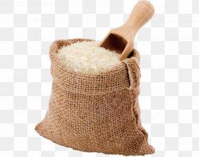 Rice - Bag Gunny Sack Rice Jute Hessian Fabric PNG