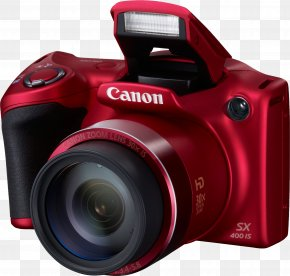Camera - Canon PowerShot SX400 IS Canon PowerShot SX520 HS Canon PowerShot SX60 HS Canon PowerShot SX420 IS Point-and-shoot Camera PNG