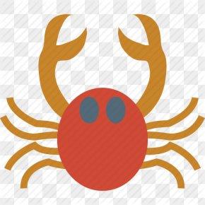 Cartoon Crab - Crab Seafood PNG