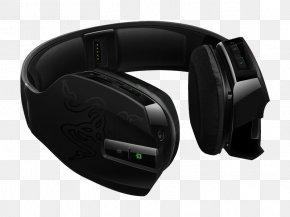 Xbox 360 Wireless Headset - Xbox 360 Wireless Headset Razer Chimaera Headphones Razer Inc. PNG