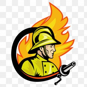 Firefighter Avatar - Fire Safety Firefighter Ministry Of Emergency Situations Security Volunteer Fire Department PNG