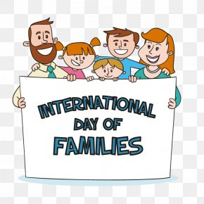 International Family Day - International Day Of Families Family Day Easter PNG