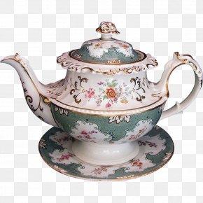 Teapot - Teapot Kettle Tableware Tea Set Porcelain PNG