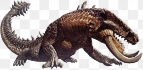 Creatures - Dragon's Dogma Online Behemoth PlayStation 4 PNG