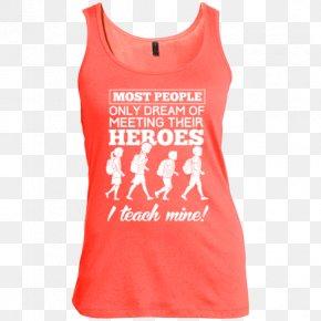 T-shirt - T-shirt Sleeveless Shirt Hoodie Active Tank M Gilets PNG