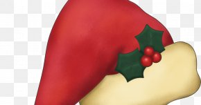 Christmas Cap - Christmas Santa Claus Desktop Wallpaper Clip Art PNG