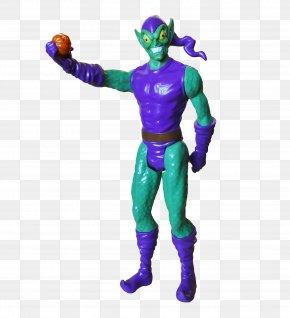 Goblin Villain Toys - Figurine Action Figure Purple Character Action Fiction PNG