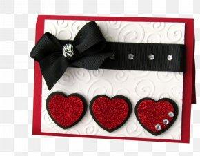 Valentine's Day - Valentine's Day Craft Wedding Invitation Cardmaking Gift PNG