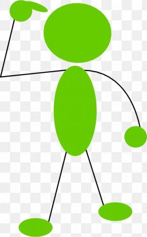 Green Thumb Cartoon - Free Content Human Head Clip Art PNG