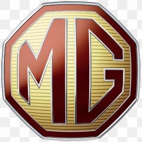 MG Car Logo Brand Image - MG ZR MG ZS Car MG 3 PNG
