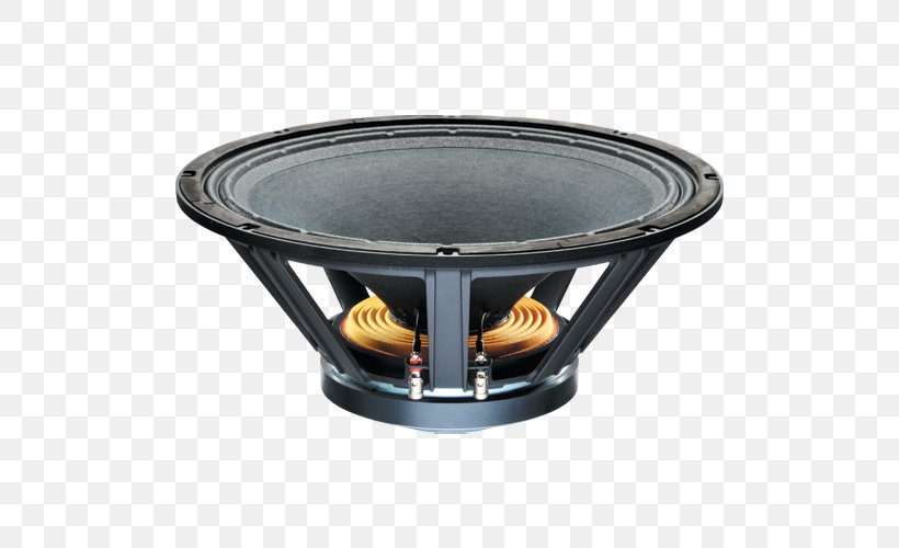 Monacor ETS-340TW/WS Celestion Loudspeaker Subwoofer, PNG, 500x500px, Celestion, Amplifier, Audio, Car Subwoofer, Electromagnetic Coil Download Free