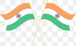 Drawing Tricolour - India Independence Day Indian Flag PNG