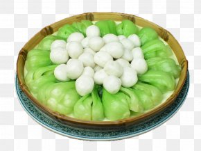 Steamed Taro Cake - Fish Ball Meatball Vegetarian Cuisine Quenelle Pork Ball PNG