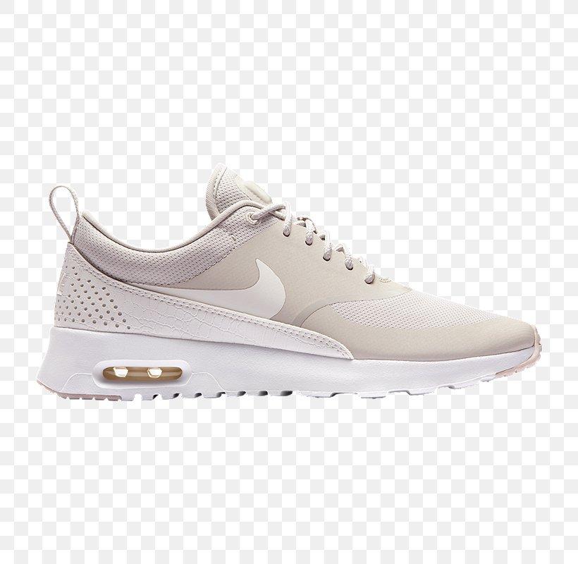 tan womens nike air max thea premium running shoes outfit