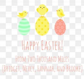 Two Thousand And Eighteen - Easter Egg Bird Greeting & Note Cards Post Cards PNG