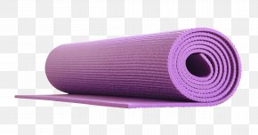 Yoga Mat - Yoga Mat Physical Fitness Physical Exercise PNG