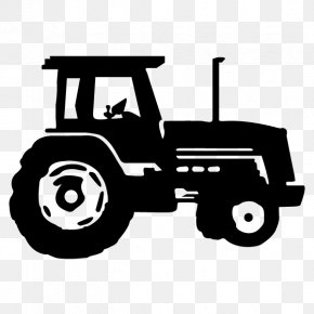 Tractor - International Harvester John Deere Farmall Tractor Agriculture PNG