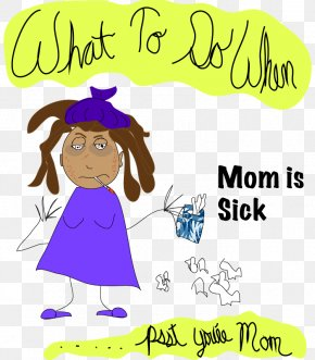 Funny Pictures Sick People - Mother Child Clip Art PNG