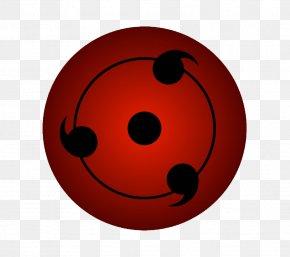 Basic Three Hook Jade Blood Eyes - Smiley Red Icon PNG