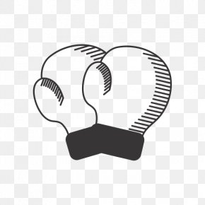 Boxing - Vector Graphics Boxing Illustration Glove Image PNG