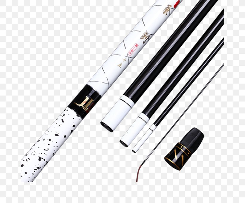Fishing Rod Black And White Angling, PNG, 680x680px, Fishing Rods, Black And White, Camera, Cue Stick, Data Download Free