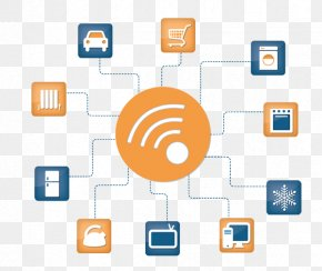 Internet Of Things - Internet Of Things Technology Voice Command Device Automation PNG