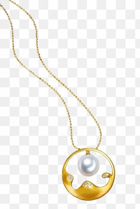Gold Necklace - Necklace Locket Gold PNG