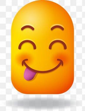 Tongue Shy - Emoji Smiley PNG