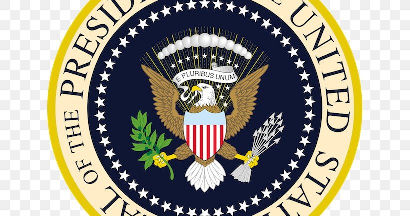 Seal Of The President Of The United States US Presidential Election 2016 Great Seal Of The United States, PNG, 630x433px, United States, Badge, Barack Obama, Brand, Emblem Download Free