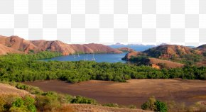 Indonesia Komodo National Park Pictures - Flores Pink Beach Komodo National Park Sumbawa PNG