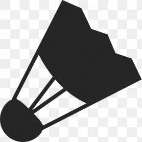 Cartoon Badminton - Shuttlecock Badminton Racket Sport PNG