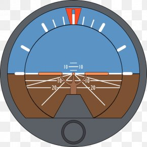 Aviation Cliparts - Airplane Aircraft Attitude Indicator Clip Art PNG