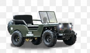 Willys Jeep - Tire Car Dune Buggy Off-road Vehicle Jeep PNG