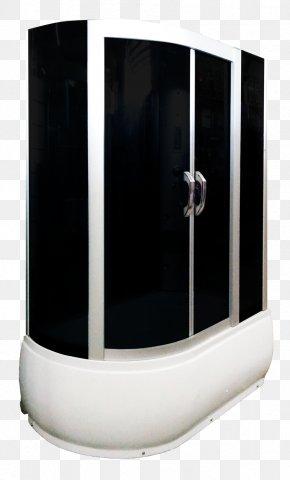Decorative Shading - Window Toughened Glass Shower Sliding Door PNG