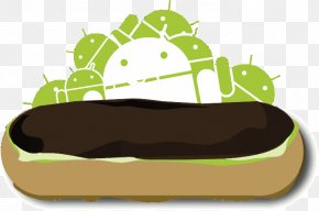 Android - Banana Bread Android Eclair Operating Systems Android Version History PNG