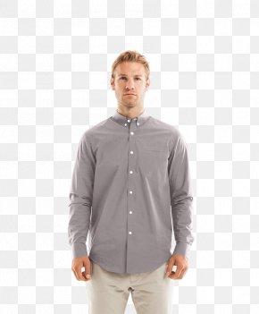 Dress Shirt - T-shirt Sleeve Clothing Dress Shirt Formal Wear PNG
