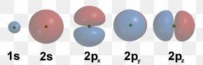 Atomic Orbital Electron Configuration Quantum Number PNG